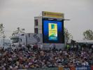 The Big Screen at the Rose Bowl