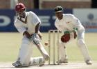 West Indies in Zimbabwe 2001, 1st Test, West Indies v Zimbabwe, Queens Sports Club, Bulawayo
