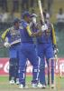 25 July 2001: Coca-Cola Cup (Sri Lanka) 2001, 4th Match, New Zealand v Sri Lanka, R.Premadasa Stadium, Khettarama, Colombo