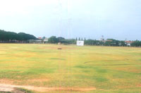 Central Polytechnic India Pistons Ground