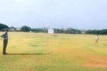 A view from the boundary of the Central Polytechnic India Pistons Ground