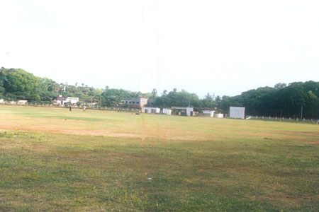 Central Polytechnic India Pistons Ground, Chennai