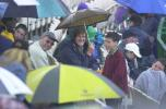 The Old Trafford weather closes in on day five to dampen spirits