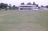 A grand view of the Kamla Club ground pavilion,  Kamala Club Ground, Kanpur