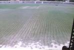 The panoramic view of the ground from the pavilion, KD Singh Babu Stadium, Lucknow
