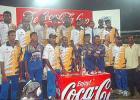 5 August 2001: Coca-Cola Cup (Sri Lanka) 2001, Final Match, India v Sri Lanka, R.Premadasa Stadium, Colombo