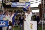 C&G Trophy Final, Somerset v Yorkshire, Lord's, Sat 31 Aug 2002