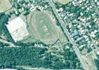 Aerial photograph of Fitzherbert Park, Palmerston North.