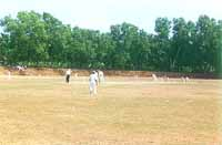 Vellyani Agricultural College Ground