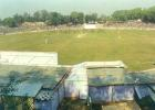 An overall view of the MBB stadium in Agartala