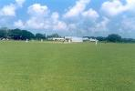 An overall view of the picturesque Polytechnic Institute ground at Agartala