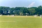A general view of the beautiful Polytechnic Institute Ground at Agartala