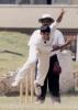 Colombo Cricket Club Paceman Indika Gallage in Action