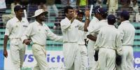 1st Test: India v West Indies at Mumbai, 9-13 October 2002
