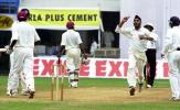 Harbhajan claims yet another scalp