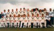 Kent 1998 Squad at the April Press Day