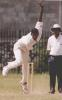 Eric Upashantha bowls well to restict Galle CC