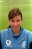 Portrait of Leanne Davis - England preliminary squad member for the CricInfo Women's World Cup 2000
