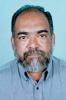 C Sneharaj, Umpire, Portrait