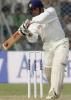 Tendulkar plays Olonga through the off side for a four, Zimbabwe in India, 2000/01, 1st Test, India v Zimbabwe, Feroz Shah Kotla, Delhi, 18-22 November 2000 (Day 5).