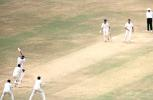 RamPrakash beats Aware as wicketkeeper collects the ball, Ranji Trophy South Zone League, 2000/01, Kerala v Goa, Nehru Stadium, Kochi, 15-18 November 2000.