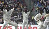 3rd Test: India v West Indies at Calcutta, 30 Oct - 3 Nov 2002