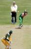 3 Dec 2000: Australia v Ireland, CricInfo Women's World Cup 2000 played at Hagley Park no.2, Christchurch