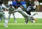 New Zealand v Sri Lanka in the 2000 CricInfo Women's World Cup, New Zealand at Lincoln Green