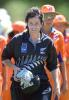 6 Dec: Netherlands v New Zealand, CricInfo Women's World Cup match played at Hagley Park No.2, Christchurch.