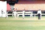 Vadiaraj appeals for LBW against PC Menon. Ranji Trophy South Zone League 2000/01, Kerala v Karnataka, Nehru Stadium, Kochi, 22-25 November 2000