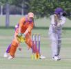 Sri Lanka v Holland in the 2000 CricInfo Women's World Cup ,  played at Hagley Park Christchurch, 10th December
