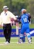 14 Dec 2000: England v New Zealand, CricInfo Women's World Cup match played at BIL Oval, Lincoln