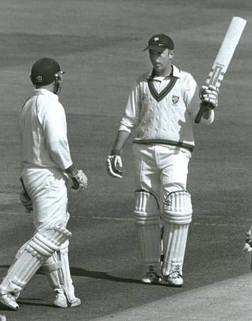 Paul Lazenbury, 723 runs in the championship for Herefordshire