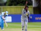 15 Dec: India v Sri Lanka, CricInfo Women's World Cup match played at Lincoln Green
