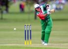 16 Dec: Ireland v South Africa, CricInfo Women's World Cup match played at Hagley Oval, Christchurch