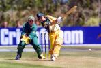 Australia v South Africa at the 2000 CricInfo Women's World Cup, played at the BIL Oval , Lincoln, 18th December