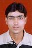 Abdul Rashid, Rajasthan Under 16, Portrait