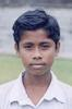 AA Roy, Tripura Under-14, Portrait