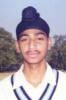Daljeet Singh, Bihar Under-16, Portrait