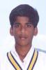 V Sandeep, Andhra Under-14, Portrait