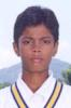 Uppala Babu, Andhra Under-14, Portrait