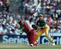 Australia v West India, Carlton and United Series, 12th match, 8 December 1996, Sydney